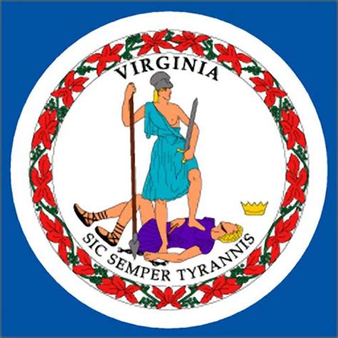 meaning of vas va attorney general changes state seal to hide goddess