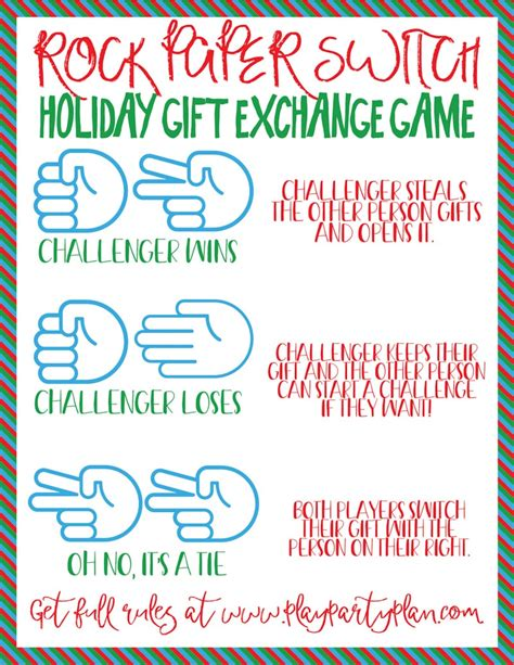 gift exchange games for large groups 11 creative gift exchange you to try play plan