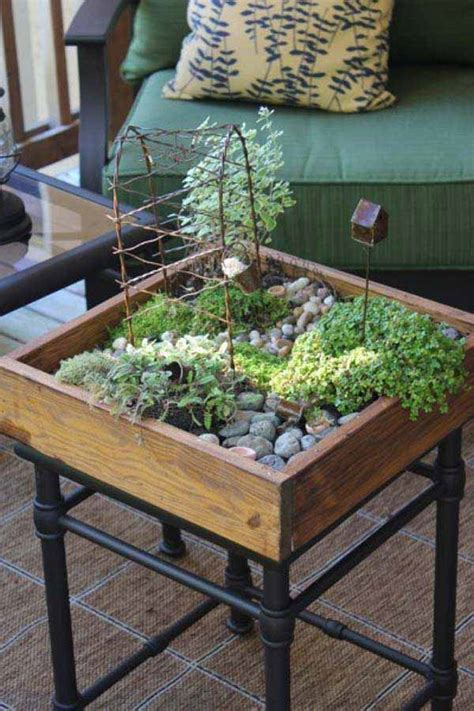 Small Indoor Garden Ideas 26 Mini Indoor Garden Ideas To Green Your Home Amazing Diy Interior Home Design