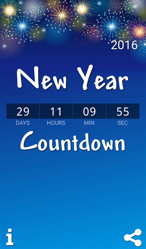 new year where to go new year countdown 2019 android apps on play