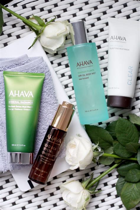 Ahava Mineral Radiance Instant Detox Mud Mask Review by Brand Overview Ahava The Lovecats Inc