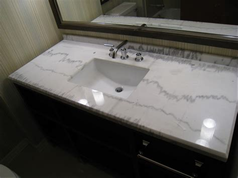 White Bathroom Vanity With Marble Top by China Guangxi White Marble Vanity Top Countertop China