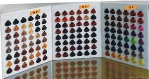 paul mitchell the color chart paul mitchell hair color swatch swatches chart dye