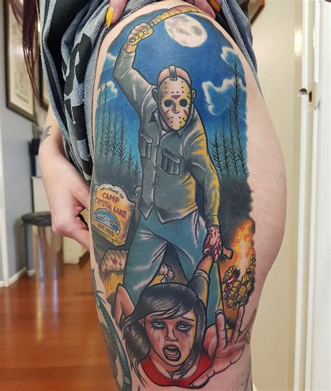 tattoo prices on friday the 13th 70 best daredevil friday the 13th tattoos designs