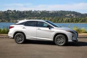 Lexus 350 Suv Lexus Rx 350 2017 Best Lease Deals Purchase Pricing