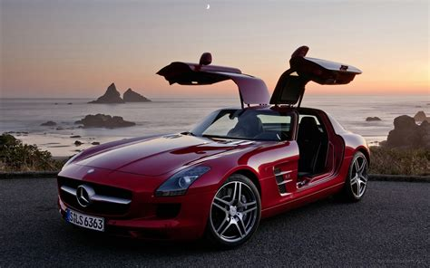 2011 Mercedes Benz Sls Amg 10 Wallpapers Hd Wallpapers