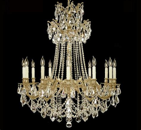 12 light chandelier brass biella collection 12 light large brass crystal