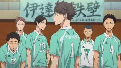 Haikyuu S2 haikyuu season 2 19 lost in anime
