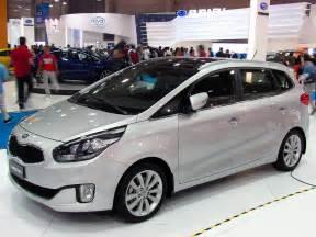 Kia Carens Usa 2015 Kia Carens Iii Pictures Information And Specs