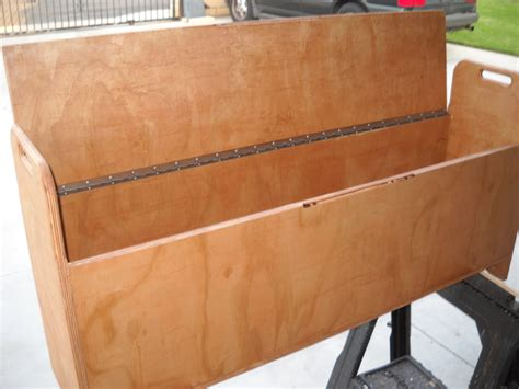 plywood bench plywood storage bench 12 deep and 12 wide in