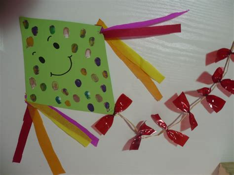 funny faced kite fun family crafts