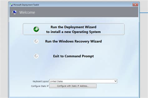 install windows 10 pxe deploy windows 10 using mdt and wds part 3 deploy