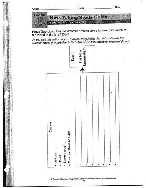 section 27 4 mollusks worksheet answers 100 study guide answers section 1 imperialism study