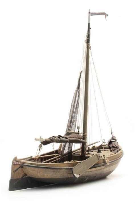 boat resin traditional zuiderzee fishing boat resin kit 1 87