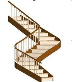 Step Handrails Stairdesigner Free Woodworking Software Wood Designer