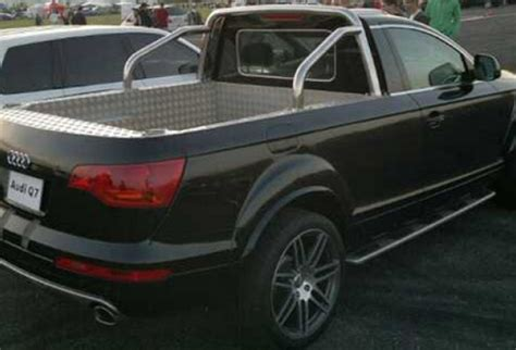 audi pickup truck new pickup trucks autos post