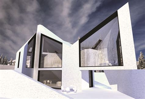 D Haus by The Transforming D Haus Changes Shape To Accommodate