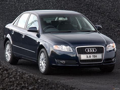 Audi A4 B7 2 0 Tdi by Pictures Of Audi A4 2 0 Tdi Sedan Za Spec B7 8e 2004 2007