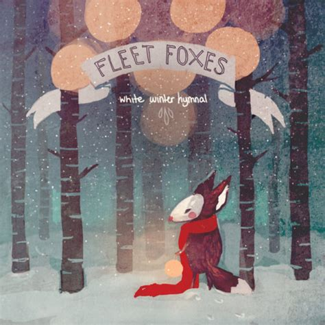 Collection Of White Winter Hymnal By Fleet Foxes Ukulele Guitar