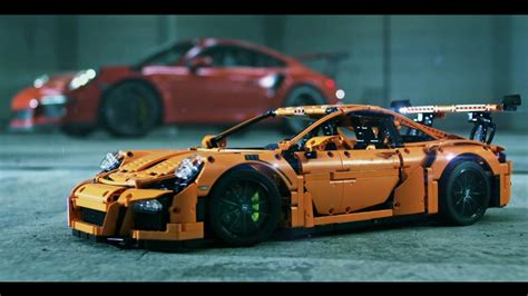 lego porsche 911 gt3 rs you need this lego porsche 911 gt3 rs top gear