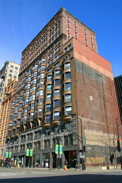 house build manhattan building chicago illinois wikipedia