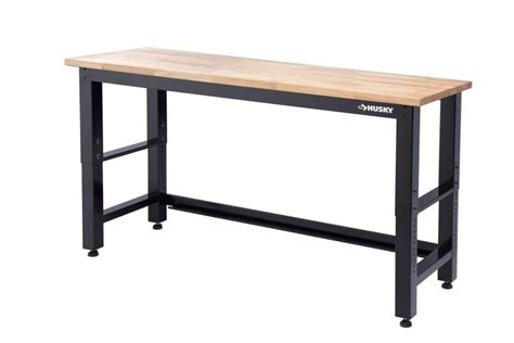 the work bench husky 72 inch workbench the home depot canada