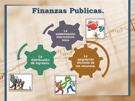 conceptos de finanzas ii finanzas p 250 blicas