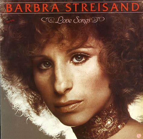 barbra streisand love barbra streisand love songs brazilian vinyl lp album lp