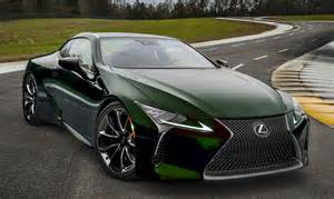 Lexus Color 2017 Lexus Lc500 Colors Visualizer Black Chrome Looks