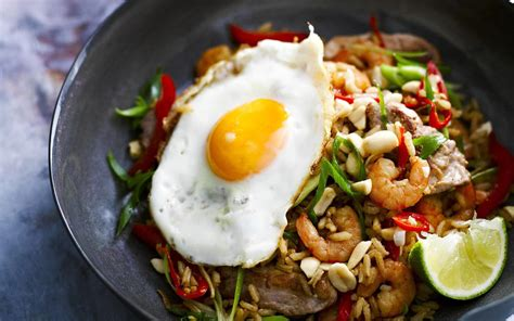 indonesian fried rice nasi goreng recipe food  love