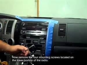 Toyota Tundra Stereo Upgrade How To Install Subwoofers In A 2008 Toyota Tundra Autos Post
