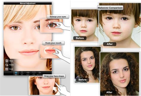 Makeover Photo App | 10 photo editing apps to fix facial imperfections easily