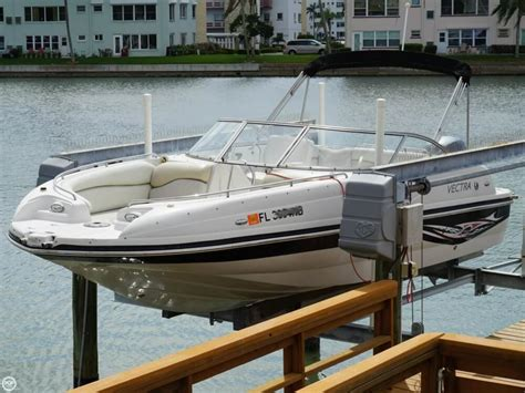 florida boating test review vectra sea breeze 200 ob go boating review boats