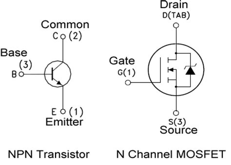 transistor gate drain change voltage sources automatically by using a mosfet 171 insidegadgets