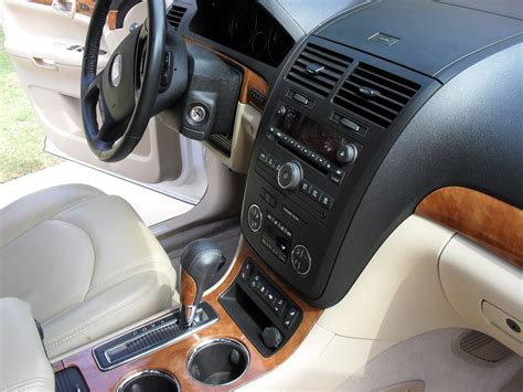 Saturn Outlook Interior by 2008 Saturn Outlook Interior Pictures Cargurus
