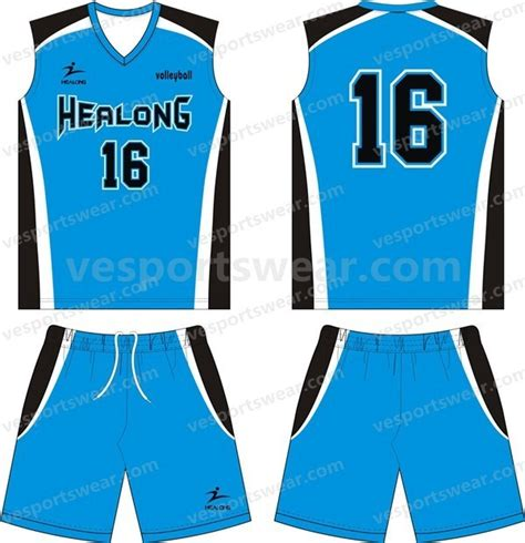 jersey layout volleyball blue volleyball jersey images