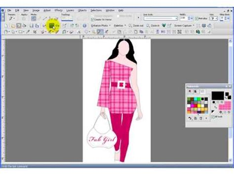 design clothes app fashion design software part ii youtube