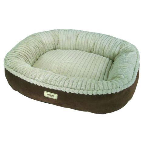 poochplanet dog bed worldwise inc canine cocoon premium bolstered pet bed