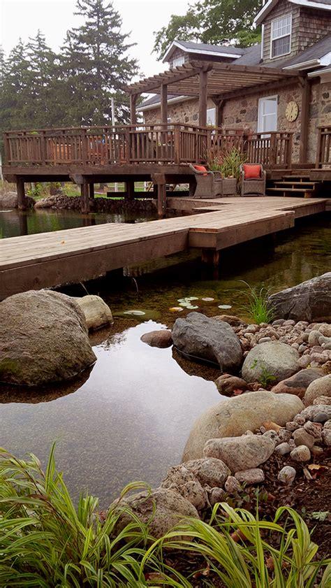 swimming pools nature