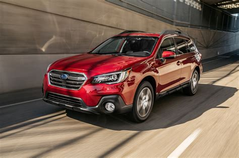 subaru outback   test review safe slow