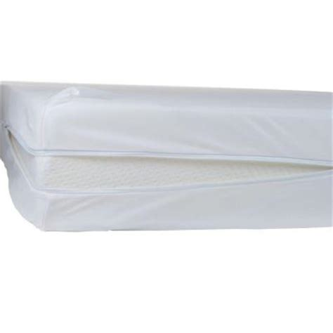 Lavish Home Bed Bug Mattress Zip Cover Twin 80 17484 The Home Depot