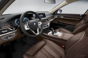 Bmw 7 Series Interior 2017 Bmw 7 Series Review Interior Release Date Price