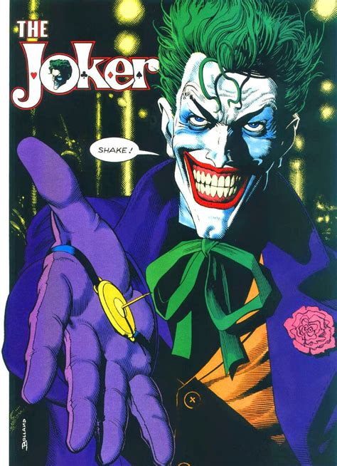imagenes the joker comic the supervillain hall of fame part five three s company