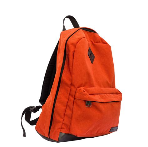 New Backpack Laptop Fs A1500 St basic reclaimed rubber canvas rucksack new low price by rubber killer uk notonthehighstreet
