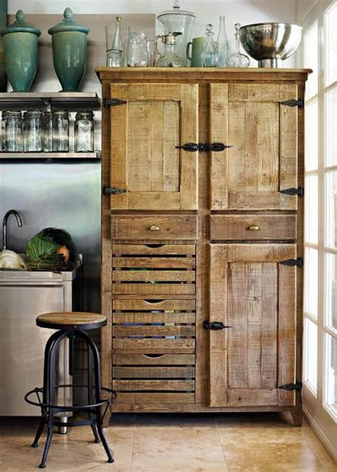 Rustic Kitchen Furniture Best 20 Antique Kitchen Cabinets Ideas On