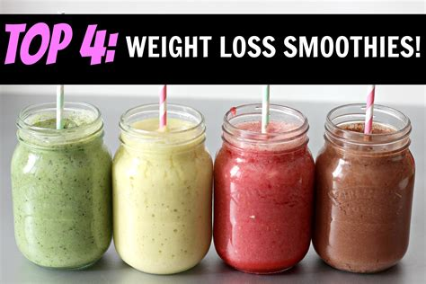 Diy Detox Smoothie For Weight Loss by Weight Loss Smoothie Recipes Ftempo