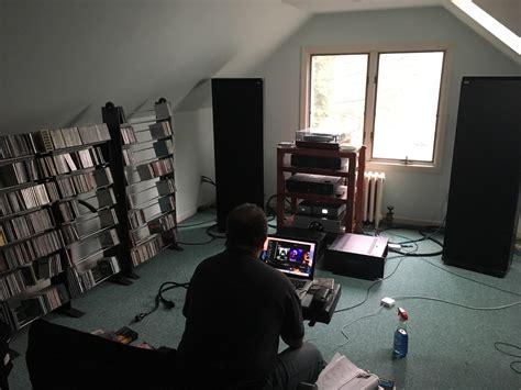 dedicated listening room system audiophile
