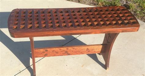 bench updater 28 images cedar rain bench update second