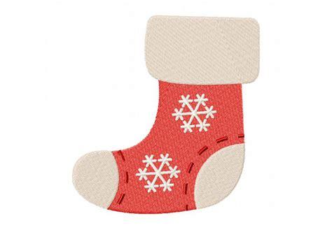 Embroidery Socks socks snowflakes machine embroidery design