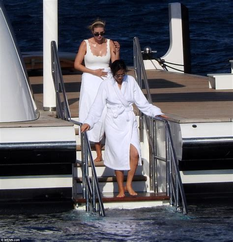boat r hollywood ivanka trump and jared kushner jet ski off croatia on